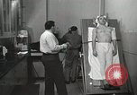 Image of NASA testing Hal Crandall for fitness Ohio United States USA, 1959, second 49 stock footage video 65675023415