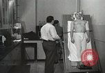 Image of NASA testing Hal Crandall for fitness Ohio United States USA, 1959, second 50 stock footage video 65675023415