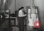 Image of NASA testing Hal Crandall for fitness Ohio United States USA, 1959, second 51 stock footage video 65675023415