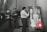 Image of NASA testing Hal Crandall for fitness Ohio United States USA, 1959, second 52 stock footage video 65675023415