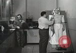Image of NASA testing Hal Crandall for fitness Ohio United States USA, 1959, second 56 stock footage video 65675023415