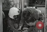Image of Astronaut Frank D Frazier Ohio United States USA, 1959, second 17 stock footage video 65675023436