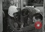 Image of Astronaut Frank D Frazier Ohio United States USA, 1959, second 21 stock footage video 65675023436