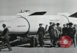 Image of German V-2 Rocket New Mexico United States USA, 1946, second 43 stock footage video 65675023444
