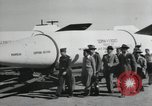 Image of German V-2 Rocket New Mexico United States USA, 1946, second 44 stock footage video 65675023444