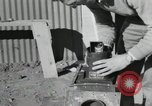 Image of German V 2 Rocket New Mexico United States USA, 1946, second 25 stock footage video 65675023445