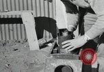 Image of German V 2 Rocket New Mexico United States USA, 1946, second 26 stock footage video 65675023445