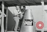 Image of German V 2 Rocket New Mexico United States USA, 1946, second 53 stock footage video 65675023445