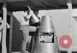 Image of German V 2 Rocket New Mexico United States USA, 1946, second 56 stock footage video 65675023445