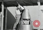 Image of German V 2 Rocket New Mexico United States USA, 1946, second 57 stock footage video 65675023445