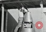 Image of German V 2 Rocket New Mexico United States USA, 1946, second 58 stock footage video 65675023445