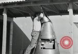 Image of German V 2 Rocket New Mexico United States USA, 1946, second 59 stock footage video 65675023445