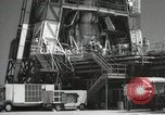 Image of Atlas Missile 6 B Cape Canaveral Florida USA, 1958, second 5 stock footage video 65675023457