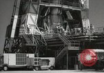 Image of Atlas Missile 6 B Cape Canaveral Florida USA, 1958, second 6 stock footage video 65675023457