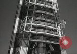Image of Atlas Missile 6 B Cape Canaveral Florida USA, 1958, second 11 stock footage video 65675023457