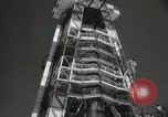 Image of Atlas Missile 6 B Cape Canaveral Florida USA, 1958, second 32 stock footage video 65675023457
