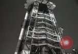 Image of Atlas Missile 6 B Cape Canaveral Florida USA, 1958, second 34 stock footage video 65675023457