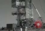 Image of Redstone Missile at White Sands Range New Mexico United States USA, 1960, second 11 stock footage video 65675023463
