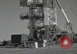 Image of Redstone Missile at White Sands Range New Mexico United States USA, 1960, second 13 stock footage video 65675023463