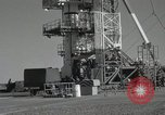 Image of Redstone Missile at White Sands Range New Mexico United States USA, 1960, second 16 stock footage video 65675023463