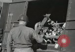 Image of Redstone Missile being fueled from trucks New Mexico United States USA, 1960, second 32 stock footage video 65675023466