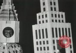 Image of architects dressed as buildings New York City USA, 1931, second 13 stock footage video 65675023621