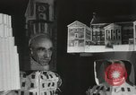 Image of architects dressed as buildings New York City USA, 1931, second 26 stock footage video 65675023621
