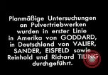 Image of Rocketry Germany, 1928, second 3 stock footage video 65675024375