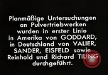 Image of Rocketry Germany, 1928, second 4 stock footage video 65675024375