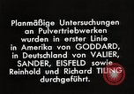Image of Rocketry Germany, 1928, second 9 stock footage video 65675024375