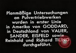 Image of Rocketry Germany, 1928, second 14 stock footage video 65675024375