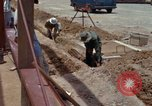 Image of construction Vietnam, 1966, second 43 stock footage video 65675024990