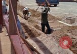 Image of construction Vietnam, 1966, second 45 stock footage video 65675024990