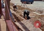 Image of construction Vietnam, 1966, second 46 stock footage video 65675024990