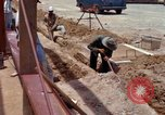 Image of construction Vietnam, 1966, second 47 stock footage video 65675024990