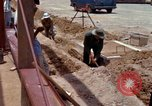 Image of construction Vietnam, 1966, second 52 stock footage video 65675024990