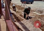 Image of construction Vietnam, 1966, second 53 stock footage video 65675024990