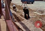 Image of construction Vietnam, 1966, second 54 stock footage video 65675024990