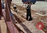 Image of construction Vietnam, 1966, second 56 stock footage video 65675024990