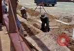 Image of construction Vietnam, 1966, second 58 stock footage video 65675024990