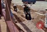 Image of construction Vietnam, 1966, second 59 stock footage video 65675024990