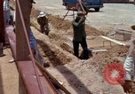 Image of construction Vietnam, 1966, second 60 stock footage video 65675024990