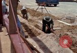 Image of construction Vietnam, 1966, second 61 stock footage video 65675024990