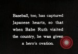 Image of Baseball in Japan Japan, 1934, second 16 stock footage video 65675025129