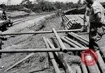 Image of Construction of India-Burma-China Pipeline Calcutta India, 1944, second 20 stock footage video 65675025200