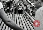 Image of Construction of India-Burma-China Pipeline Calcutta India, 1944, second 22 stock footage video 65675025200