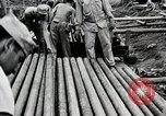 Image of Construction of India-Burma-China Pipeline Calcutta India, 1944, second 23 stock footage video 65675025200