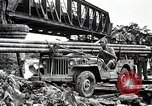 Image of Construction of India-Burma-China Pipeline Calcutta India, 1944, second 32 stock footage video 65675025200