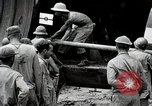 Image of Construction of India-Burma-China Pipeline Calcutta India, 1944, second 41 stock footage video 65675025200