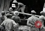 Image of Construction of India-Burma-China Pipeline Calcutta India, 1944, second 43 stock footage video 65675025200